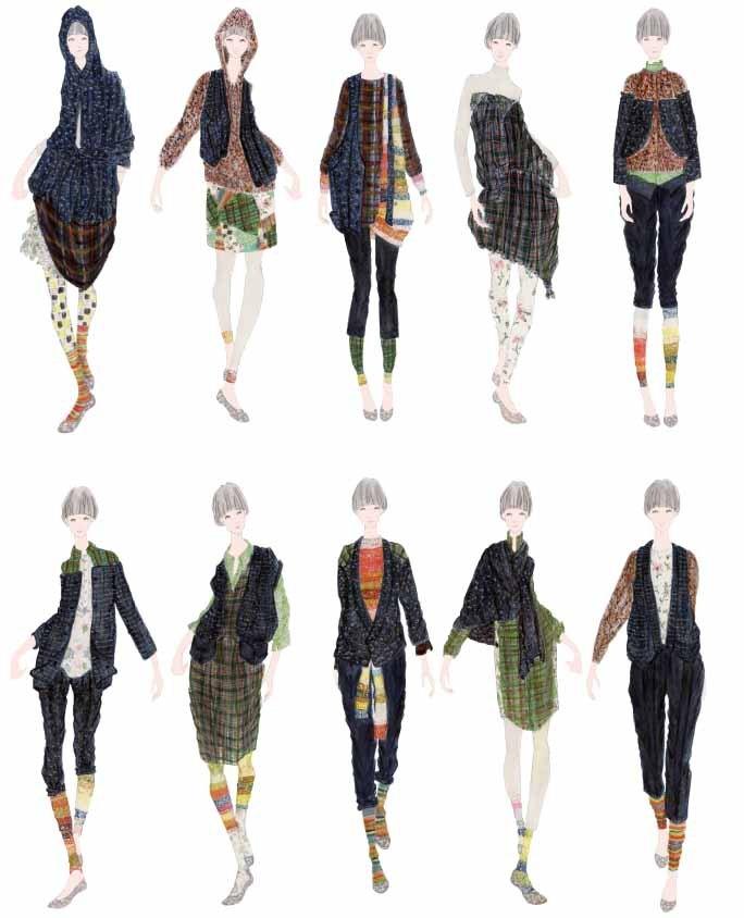 穿出獨一無二的自己:獨立服裝設計師 Kimmy Kuo